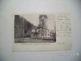 """Frederikssund. - Rekonvalescenthjemmet """"Lundehuset""""  (8 - 8 - 1905) - Denmark"""