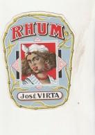 - ETIQUETTE DE RHUM   - 064 - Rhum