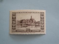 Algérie 1930  Yvert  89  *   Scott  B16  Michel 90  Bateaux  Ships - Unused Stamps