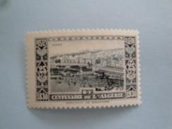Algérie 1930  Yvert  90  *   Scott  B17  Michel 91  Bateaux  Ships - Unused Stamps
