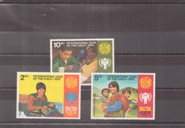 BHOUTAN 1979 N° 523 / 5 ** - Bhutan