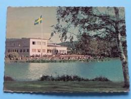 Göteborg Slootskogen Vita Bandets Rastaurant ( 514 ) Anno 19?? ( Zie Foto Details ) !! - Suède