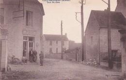 CIRY-SALSOGNE ,rare Carte Pour Ce Village ,pas Courante DETAILLE PETITE COLLECTION,lire Des Cription - France