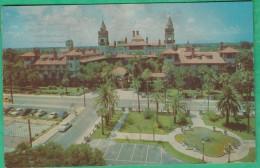 Etats Unis - Hotel Ponce De Leon - St Augustine, Florida - St Augustine