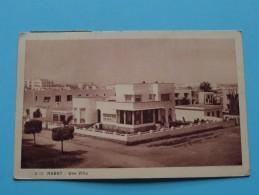 Une VILLA ( M 53 ) Anno 1938 ( Zie Foto Details ) !! - Rabat