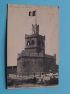 GUERCIF La Tour D'Observation ( 1238 ) Anno 1907 ( Zie Foto Details ) !! - Maroc