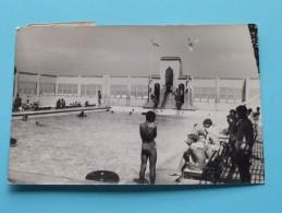 Zwembad - Swimming Pool - Piscine () Anno 1951 ( Zie Foto Details ) !! - Casablanca