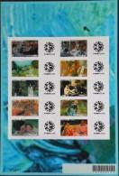 FRANCE 2006 - AUTOADHESIF - FEUILLE Les Impressionnistes N° F3866B - 10 Timbres NEUFS** - Parfait état - - Francia