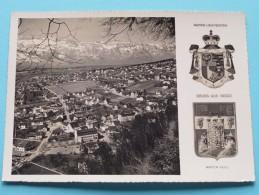 Wappen Vaduz Gruss Aus () Anno 19?? ( Zie Foto Details ) !! - Liechtenstein