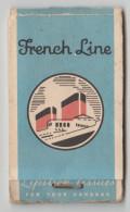 Pochette  - French Line - Papier Lipstick - Nécessaire Pour Cosmétiques - Kleenex - Pas Courant - - Boats