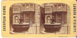 European Views London & Vicinity  Westminster Abbey - Stereoscope Cards