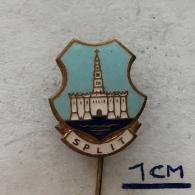 Badge (Pin) ZN004080 - Croatia (Hrvatska) Split (Spalato / Aspalathos / Spalatro) - Ciudades
