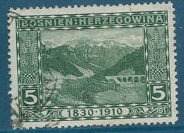 Bosnie Herzegovine   -  - Yvert N° 48   Oblitéré  -  Ava 15812 - Bosnia And Herzegovina