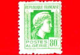 ALGERIA - Nuovo - 1944 - Marianna D´Algeri - 80 - Algérie (1924-1962)