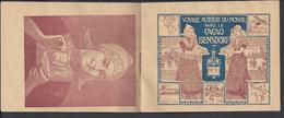 """FR - Petit Livret N° 7 - """"Voyage Autour Du Monde"""" Publicité Cacao Bensdorp - 16 Photos - TB - - Old Paper"""