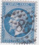 N° 22  - GC  85  AMIENS   /  SOMME   - LOT 14017   + VARIETE - 1862 Napoleon III