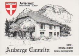 AVIERNOZ : Auberge Camelia - Otros Municipios