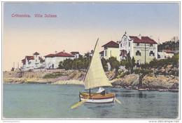 Croatia, Hrvatska - Crikvenica (Villa Juliana) 1920 - Kroatien