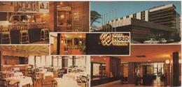 974 -  ILE DE LA REUNION - Carte Postale Illustrée - HOTEL  LE MERIDIEN - BEST WESTERN REUNION A SAINT DENIS - Saint Denis