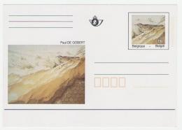 GOOD BELGIUM Postcard With Original Stamp - Bird - Stamped Stationery