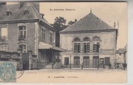 54 - LUNÉVILLE - Le Théâtre - Luneville