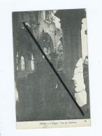 CPA  -  Frise  -  L'Eglise -  Vue De L'interieur - Autres Communes