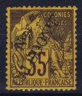 Nouvelle Caledonie  Yv Nr 31 MH/* Falz/ Charniere 1892 - Nouvelle-Calédonie