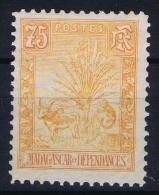 Madagascar: Yv Nr 74  MH/* Falz/ Charniere  1903 Signed/ Signé/signiert - Madagascar (1889-1960)