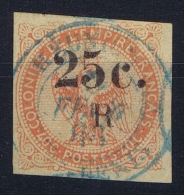 Reunion Yv Nr 4 Used Obl 1885 - Reunion Island (1852-1975)
