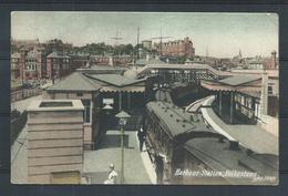 +++ CPA - Royaume Uni - Angleterre - Kent - FOLKESTONE - Harbour Station   // - Folkestone