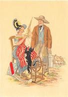 Illustrateur MAUDY - Les Provinces - BOURBONNAIS - M. Barré & J. Dayez - Other Illustrators
