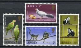Jersey 1971. Yvert 43-46 ** MNH. - Jersey