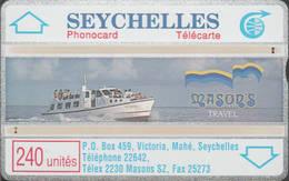 Seychelles - L&G - SEY-11a - 240u - 105H - R - Seychelles