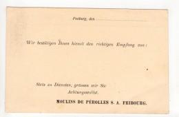 CPA-ZA332-MOULINS DE PEROLLES SA FRIBOURG - FR Fribourg