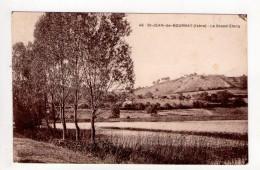 CPA-ZA468-SAINT JEAN DE BOURNAY LE GRAND ETANG - Saint-Jean-de-Bournay