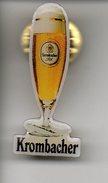 KROMBACHER - Bierglas - Bierpins