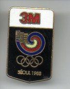 3M - Olympia Seoul 1988 - Olympische Spiele