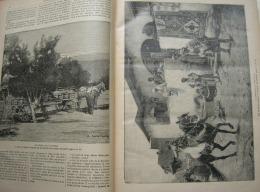 J.DES VOYAGES 1893 N°834:LIBAN BEYROUTH/LE CIRCASIEN ET SON CHEVAL/BETE DU GEVAUDAN/FRUITS US/AMAZONIE DOC.CREVAUX - Journaux - Quotidiens