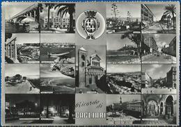 Ricordo Di Cagliari Vedutine Perfetta VG 1957 - Cagliari