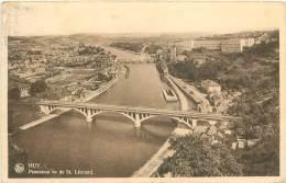 HUY - Panorama Vu De St. Léonard - Hoei
