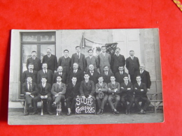 DROME-SAINT UZE-CARTE PHOTO CLASSE 1926 ED JACQUET - Andere Gemeenten