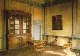 73. CPM. Savoie. Chambéry. Les Charmettes, Demeure De Mme De Warens Et J.J. Rousseau, La Salle à Manger - Chambery