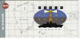 AUSTRALIA - Maatsuyker Lighthouse/Tasmania, Paytel Telecard, Tirage 7000, 11/94, Mint - Lighthouses