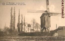 SCHERPENHEUVEL MONTAIGU LE VIEUX MOULIN DE OUDE MOLEN MILL - Scherpenheuvel-Zichem