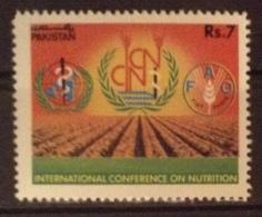 Pakistan 1992  MNH** - # 777 - Pakistan