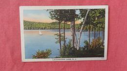 New Jersey >  - Lackawanna Lake ------ -ref 2400 - Vereinigte Staaten