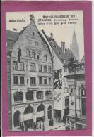67.- STRASBOURG .- LOWENBRAU , MUNCHEN - Strasbourg