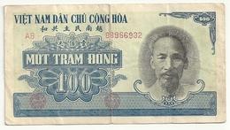 VIET-NAM - BILLET DE 100 DONG - TYPE 1951 - Viêt-Nam