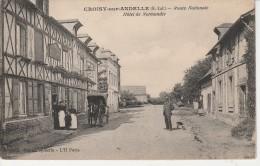 76 - CROISY SUR ANDELLE  - Route Nationale Hôtel De Normandie - Altri Comuni
