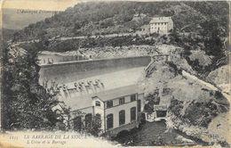L'Auvergne Pittoresque - Le Barrage De La Sioule (Puy-de-Dôme) - L'Usine Et Le Barrage - Carte E.L.D. N° 1255 - Non Classificati